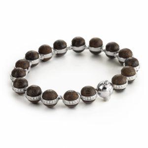 Sphera Diamonds Wood Bracelet 351_5