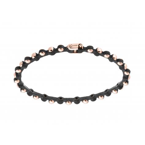 Thin Leather Bracelet 365