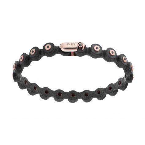 Big Leather Diamond Bracelet 366