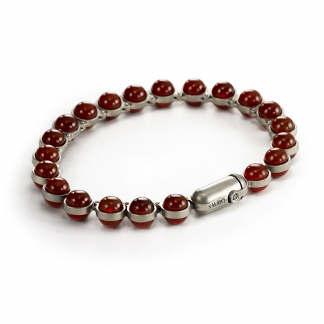 Minisphera Red Garnet Bracelet 358