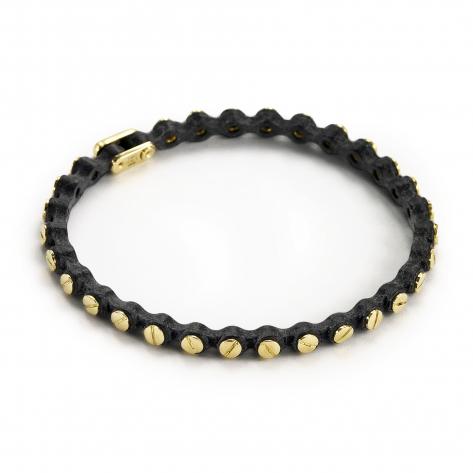 Thin Leather Bracelet 363