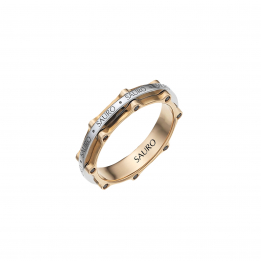 Rotante Gobbe Diamond Ring