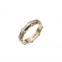 Rotante Gobbe Diamond Ring