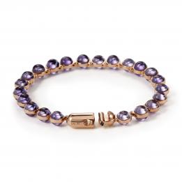 Minisphera Violet Amethyst Bracelet 358