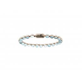 Minisphera Blue Topaz Bracelet 358