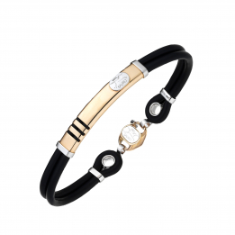 Thin Rubber Bracelet 300