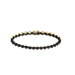 Thin Leather Bracelet 363