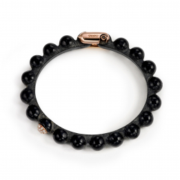 Big Leather Diamond Bracelet 368