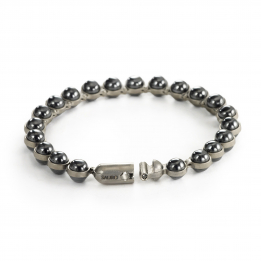 Minisphera Hematite Bracelet 358