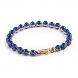 Minisphera Blue Sapphire Black Diamonds