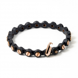Big Leather Bracelet 366
