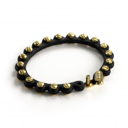 Big Leather Bracelet 367