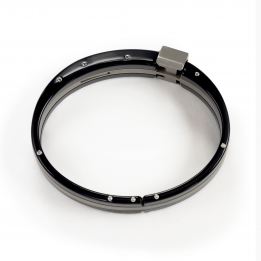 Eclisse Alluminum Bangle 302