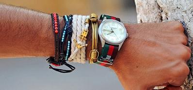 Choosing the Best Materials for Men's Designer Bracelets